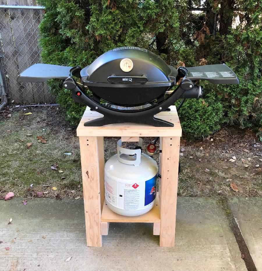 Upgrading the Weber Q Grill · Alex Meub